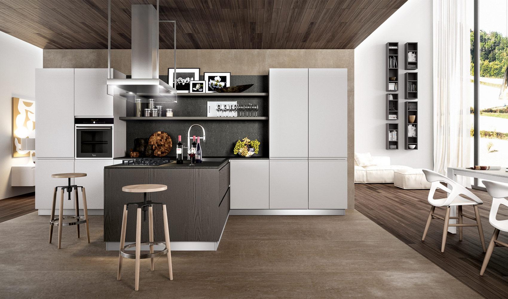 D couvrez nos gammes de cuisines plans pluriel for Arredo ingross 3