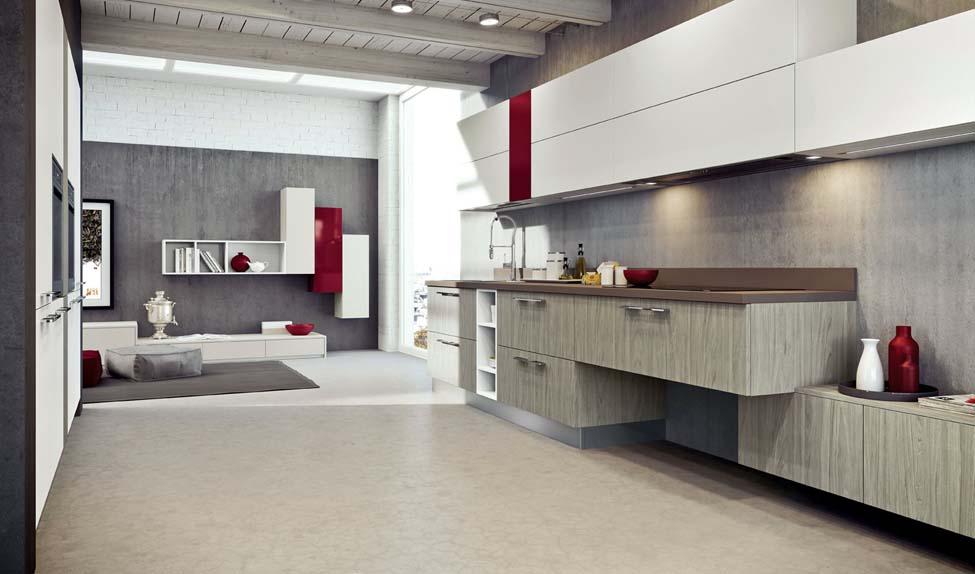 am nagement cuisine les r gles d 39 or plans pluriel. Black Bedroom Furniture Sets. Home Design Ideas