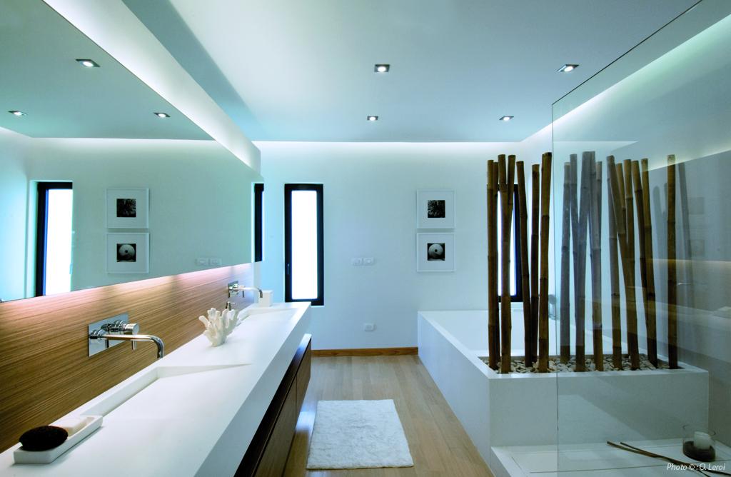 Choisir un plan de travail pour votre salle de bain for Plan pour salle de bain