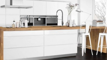 amenagement cuisine plans pluriel. Black Bedroom Furniture Sets. Home Design Ideas