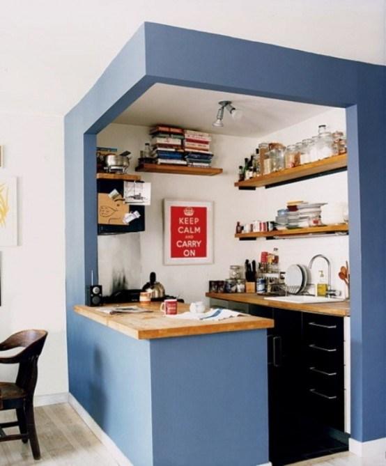 Astuces pour am nager une cuisine d tudiant plans pluriel for Cuisine etudiant