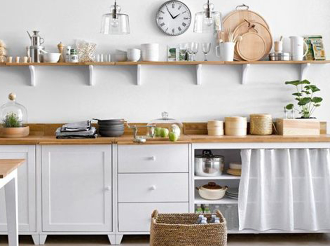 Id es pour donner du pep 39 s votre cuisine plans pluriel - Cuisine a donner ...