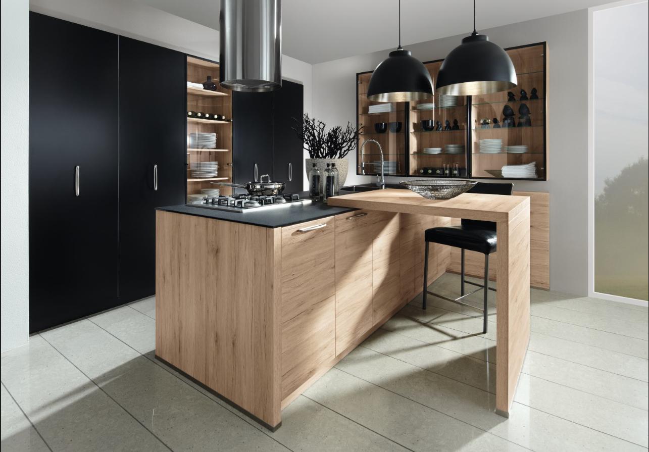 elegant best couleur mur pour cuisine noire ideas info couleur mur cuisine avec meuble bois with quelle couleur de mur avec des meubles en chene