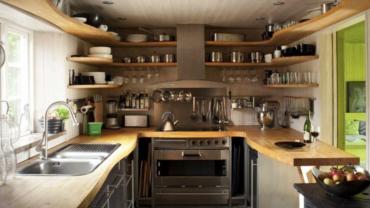 Organisation plans pluriel - Rangement petite cuisine ...