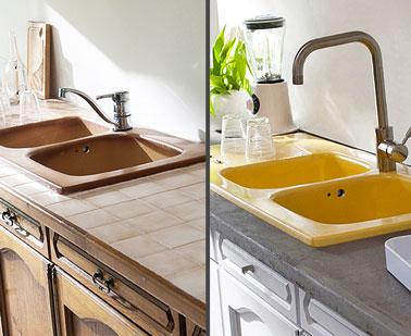R novation de votre cuisine plans pluriel - Plan de travail melamine ...