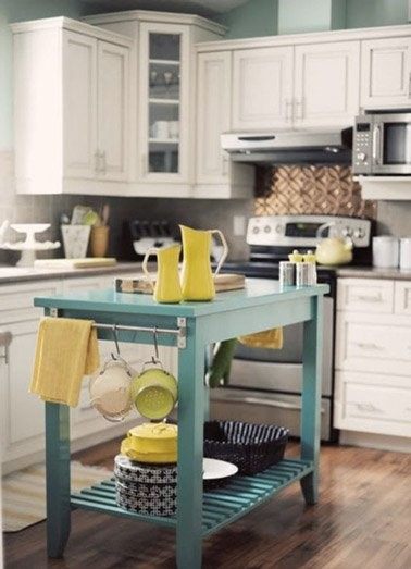Gagner de la place dans sa cuisine plans pluriel - Une solution innovante pour gagner de la place dans sa cuisine ...
