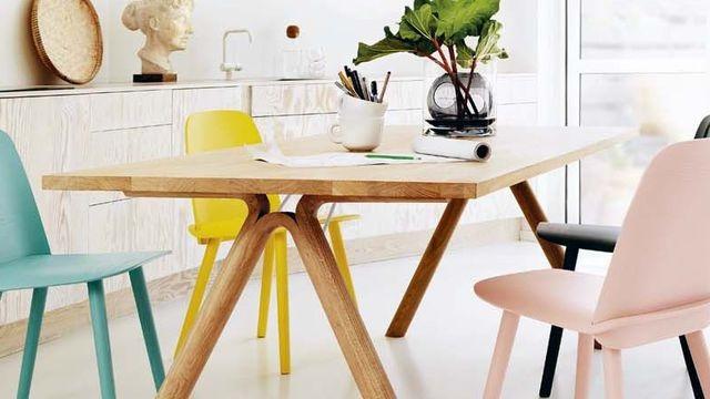 les couleurs pastel pour un int rieur gourmand plans pluriel. Black Bedroom Furniture Sets. Home Design Ideas