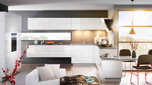 Les bases de l 39 agencement de cuisine en l plans pluriel - Agencement d une cuisine ...