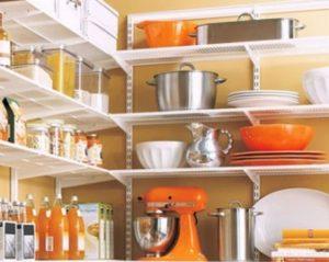 organisation rangement cuisine de l'ordre dans la cuisine