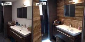 Home staging salle de bain