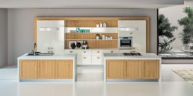 Aménagement de cuisine-la cuisine moderne