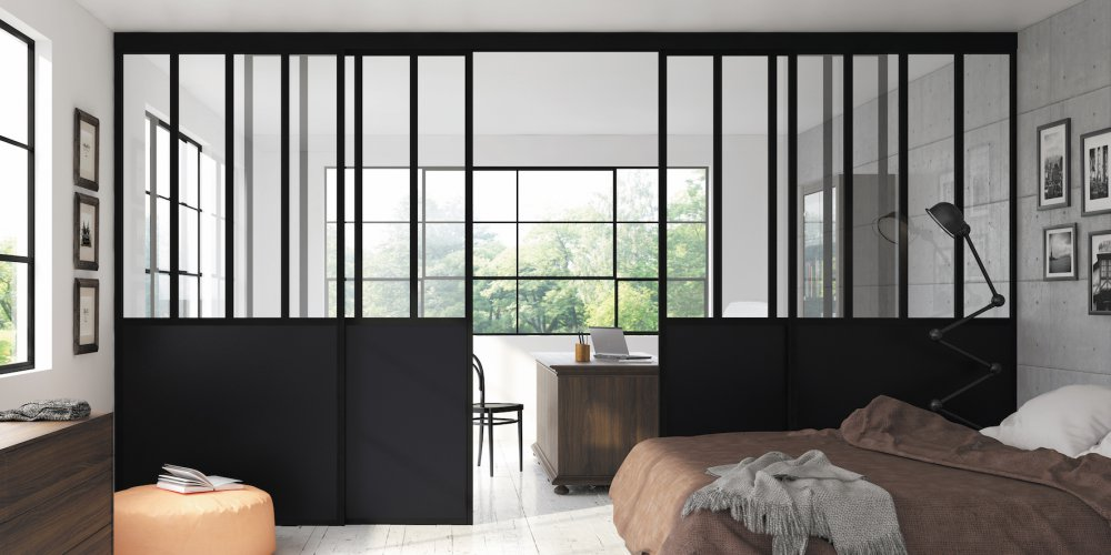 plans pluriel fabrique maintenant des verri res d 39 int rieur plans pluriel. Black Bedroom Furniture Sets. Home Design Ideas