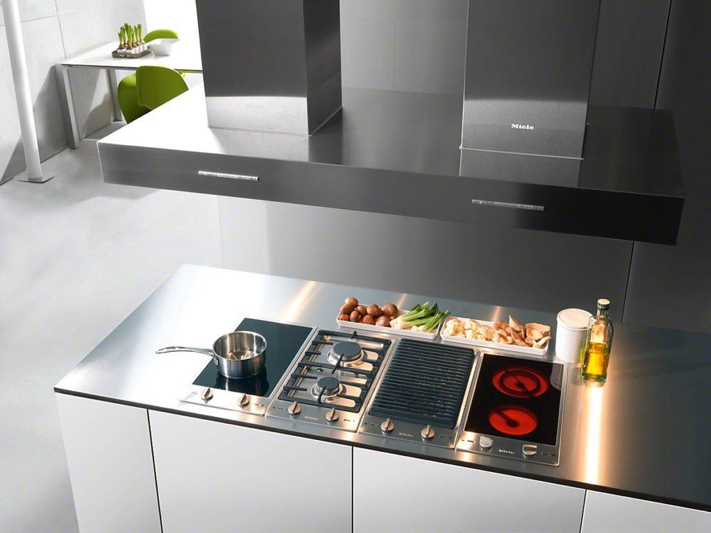 Le choix de la table de cuisson en cuisine