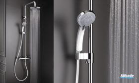 Aménagement salle de bains le choix de la colonne de douche