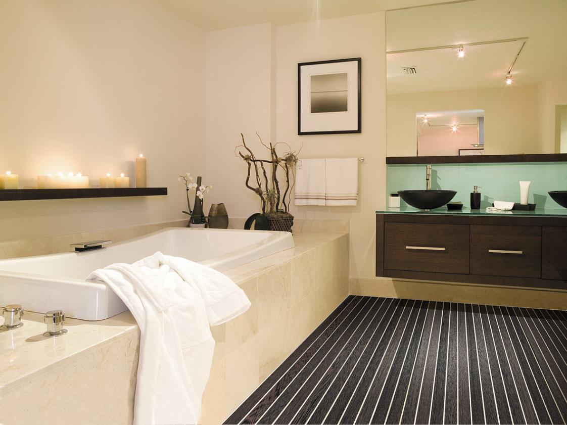 Accessoire Salle De Bain Zone ~ am nagement de salle de bain les principes respecter en priorit