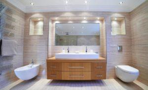 normes éléctriques salle de bain