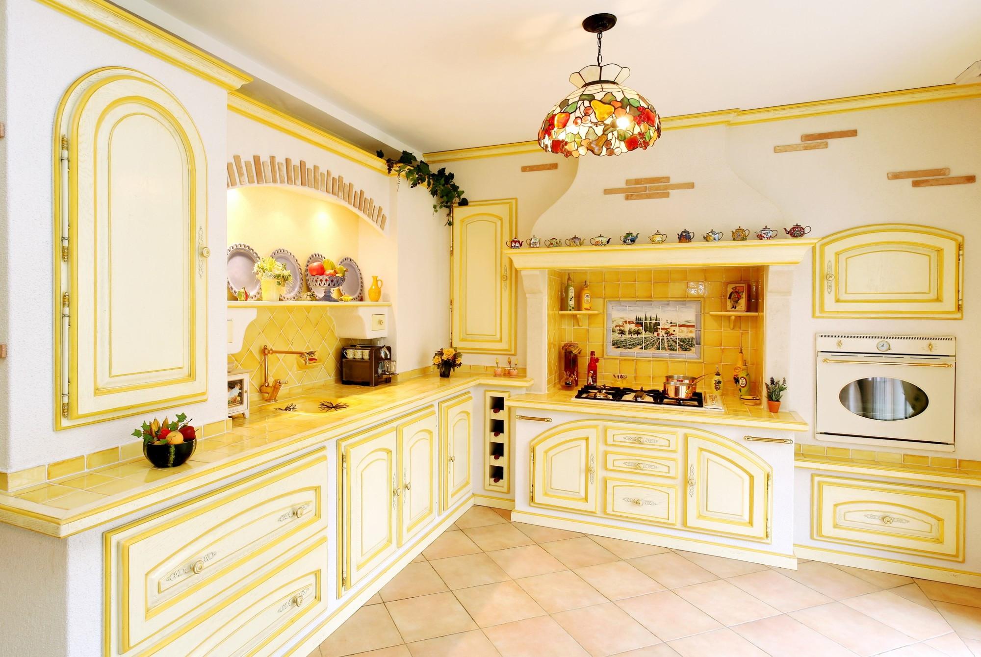 Déco cuisine : le style provençal  Plans Pluriel