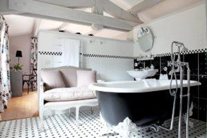 Déco Salle de bains le style baroque