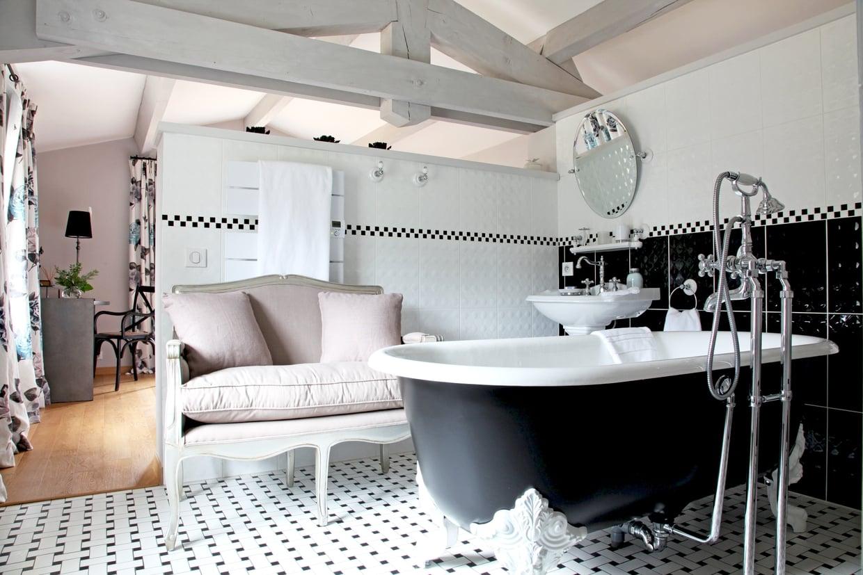 d co salle de bain le style baroque plans pluriel. Black Bedroom Furniture Sets. Home Design Ideas