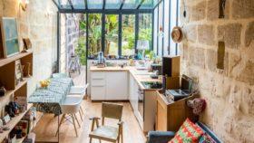 Le choix de verrière d'intérieur destiné à une maison ancienne