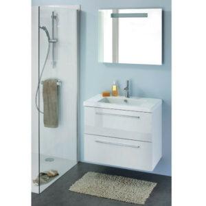 meuble salle de bain lavabo Beau Leroy Merlin Meubles Salle Bain Miroir Led Reflet Sens Meuble Evier